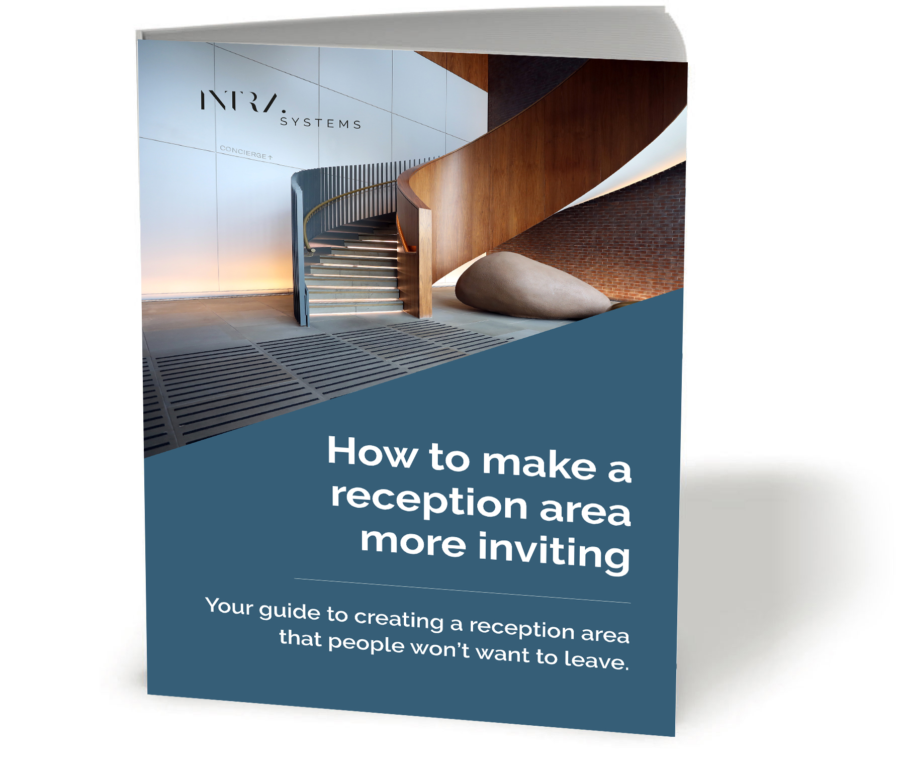 How to make a reception more inviting