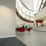 Flooring for study Halls & Commercial Areas