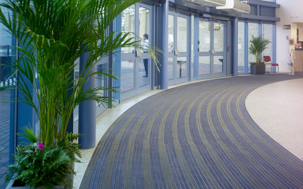 heavy duty entrance matting