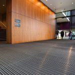 Oxford Brookes University entry runner rugs