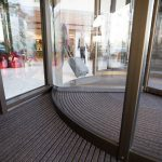 Use of Entrance Matting at Royal Lancaster Hotel