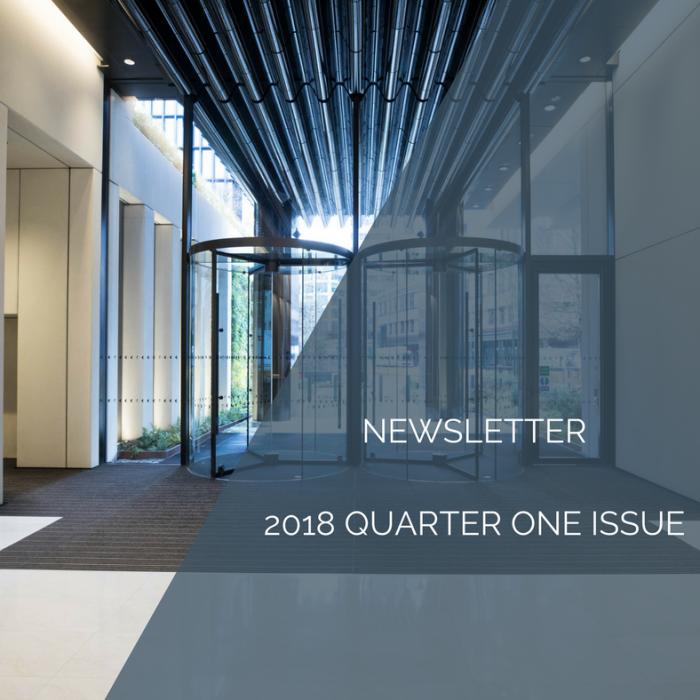 INTRAnews 2018 Q1