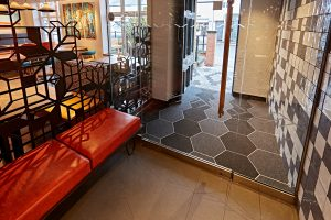 Entrance Matting At Nando's