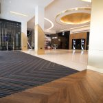 Image of Entrance Matting at a London Cinema