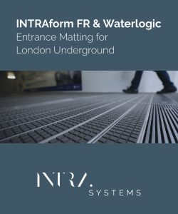 Entrance matting for London Underground Brochure